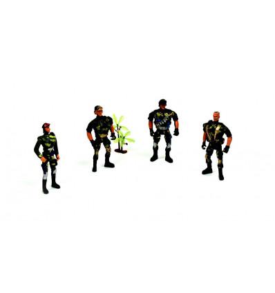 Žaislinių kareivėlių rinkinys