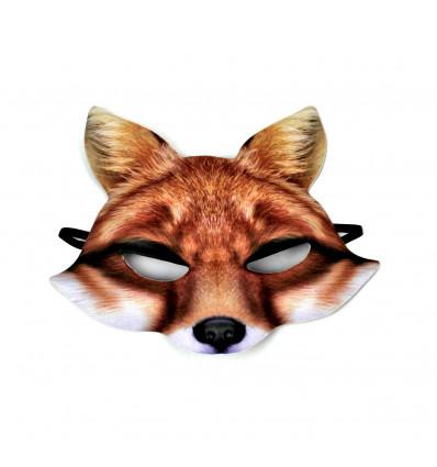 Vakarėlio kaukė - lapė