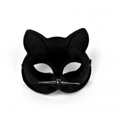 Domino - katinėlio kaukė