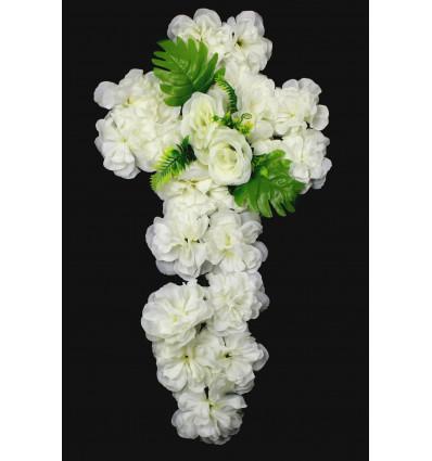Dirbtinų gėlių kryželis