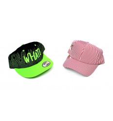 Vaikiška kepurė su snapeliu