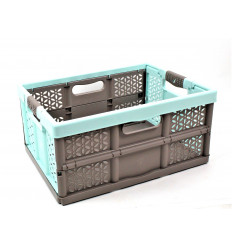 Plastikinė dėžė daiktams