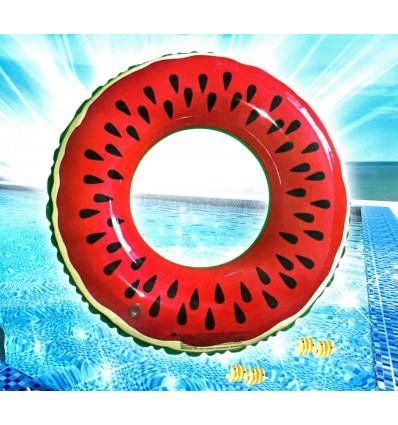 Pripučiamas plaukimo ratas