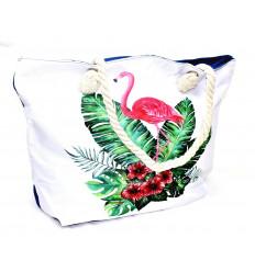 Moteriškas paplūdimio krepšys