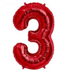 Folijos balionas - skaičius