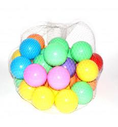 Plastikiniai baseino kamuoliukai