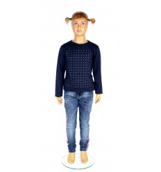 Mergaitiški/ paaugliški džinsai