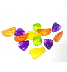 Formelės ledukams - vaisiai
