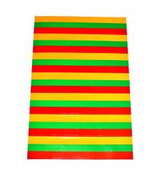 Lipdukai ant lapo - Lietuvos vėliava