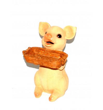 Keramikinė taupyklė - kiaulaitė