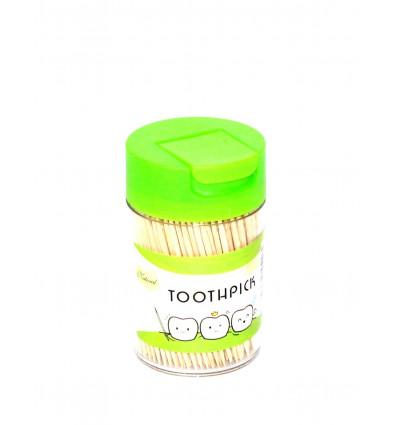 Mediniai dantų krapštukai