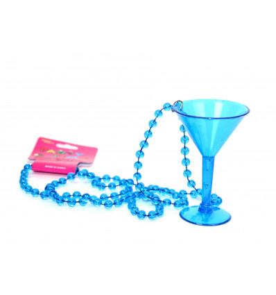 Vakarėlio vėrinys su taurele