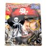 Vakarėlio rinkinys - piratui