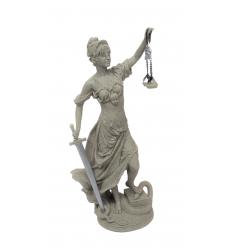 Keramikinė Teisybės deivė