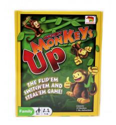Stalo žaidimas su beždžionėlėmis 08