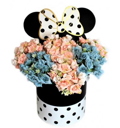 Popierinė dovanų dėžutė - Mikis