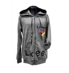 Mergaitiškas sportinis džemperis 9883