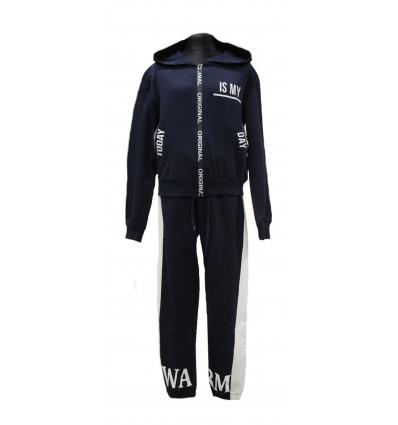 Mergaitiškas sportinis kostiumėlis 2 dalių 9899