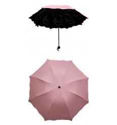Moteriškas skėtis sulankstomas 543