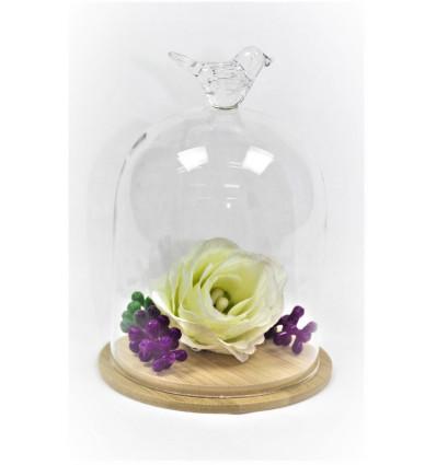 Stiklinė dekoracija