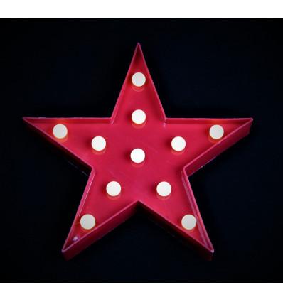 """Šviečianti dekoracija """"Žvaigždė"""""""
