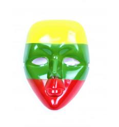 Vakarėlio kaukė - veidas