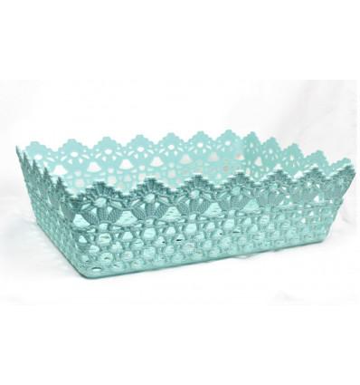 Plastikinis krepšelis