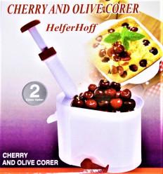 Vyšnių ir alyvuogių kauliukų išėmėjas