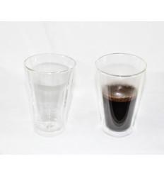 Dvigubo stiklo stiklinė
