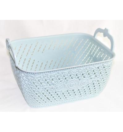 Plastikinis krepšys daiktams