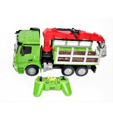 Sunkvežimis valdomas nuotoliniu būdu