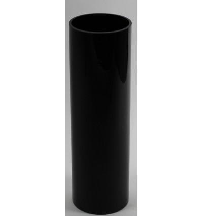 Stiklinė vaza - cilindras