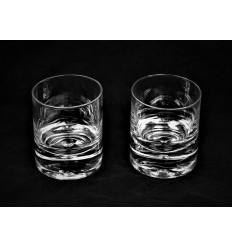 Stiklo taurės viskiui 6 vnt.