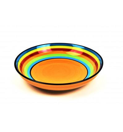 Keramikinė lėkštė gili