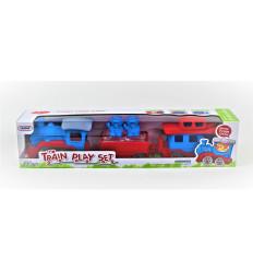 Žaislinis traukinukas
